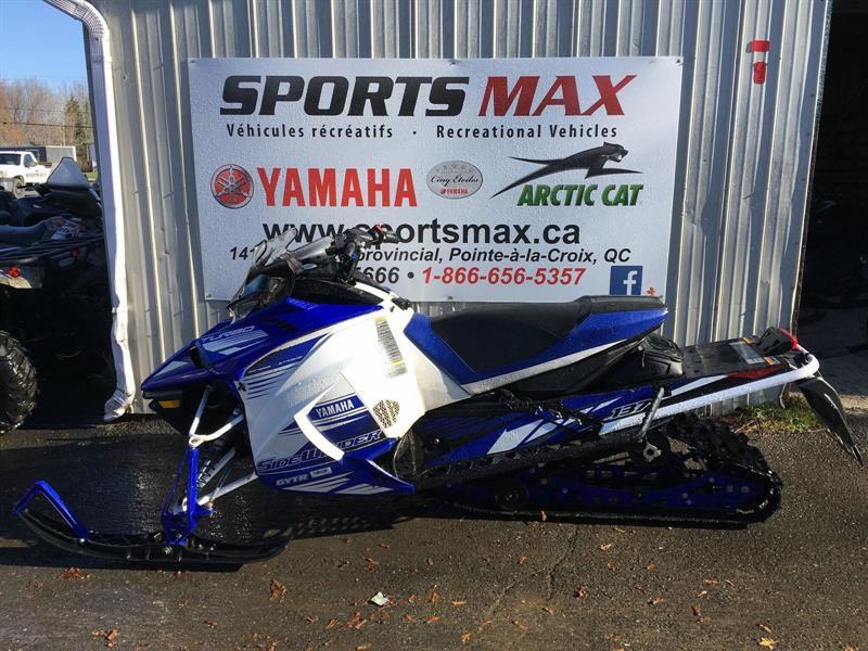 Yamaha Demo Sidewinder L-TX 2017