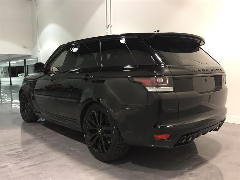 land rover range rover sport v8 supercharged svr 550hp. Black Bedroom Furniture Sets. Home Design Ideas