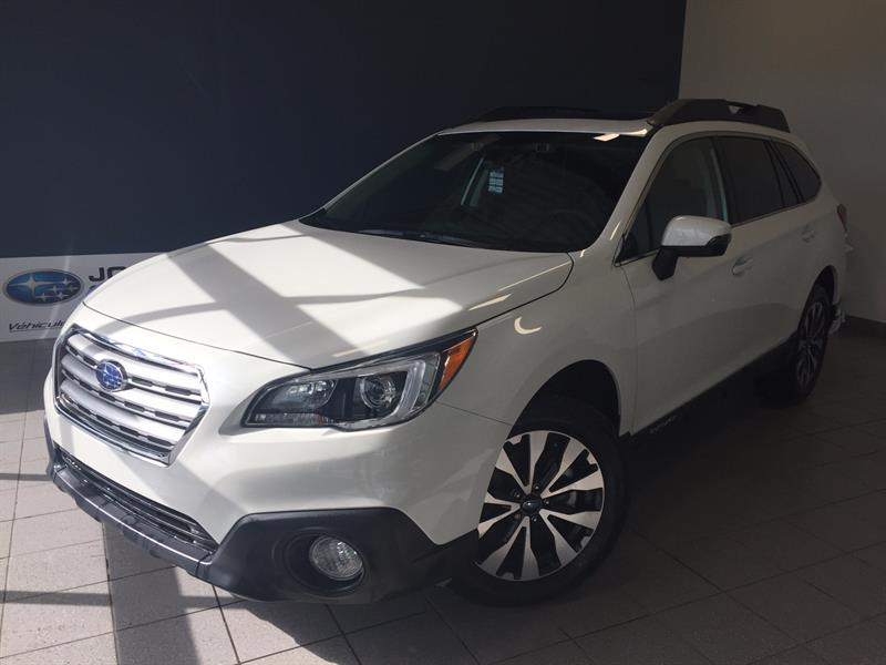 Subaru Outback 2017 CVT 3.6R Limited EyeSight #L7114K