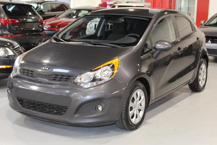 Kia Rio 2013 LX ECO 5D Hatchback at #0000000399