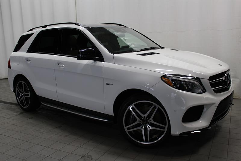 Mercedes-Benz GLE43 AMG 4MATIC SUV 2018 #18-0301