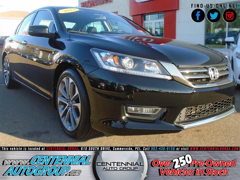 2013 Honda Accord Sedan Sport | 2.4L | Bluetooth | Honda Plus | AC #8906A