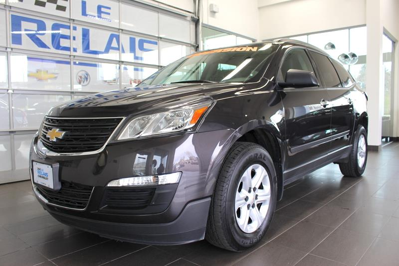 Chevrolet Traverse 2016 AWD LS 8 places #72967
