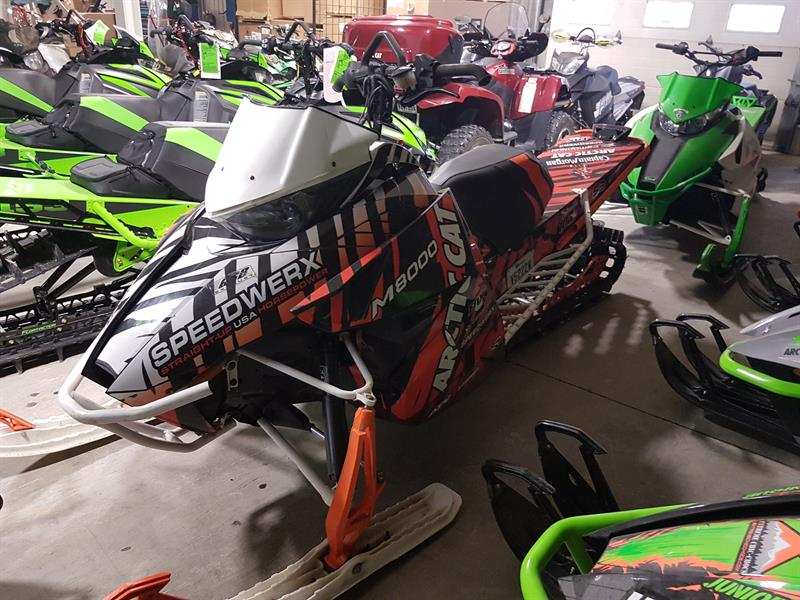 Arctic Cat M 8000 2015