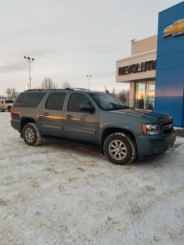 2010 Chevrolet Suburban LT #G267668