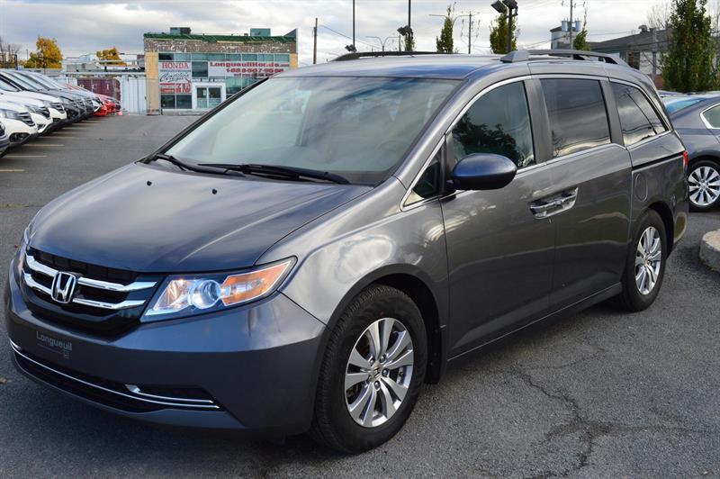 Honda Odyssey 2014 EX #U7896