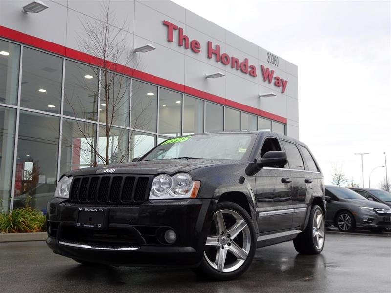 2007 Jeep Grand Cherokee SRT-8 #P5083