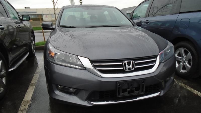 2015 Honda Accord EX-L! Honda Certified Extended Warranty to 120,000 #LH7806