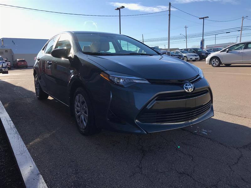 2017 Toyota Corolla 4dr Sdn #839R