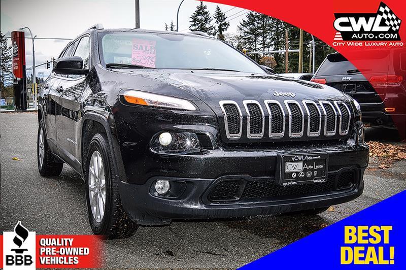 2015 Jeep Cherokee 4WD North Edition  #CWL8175M