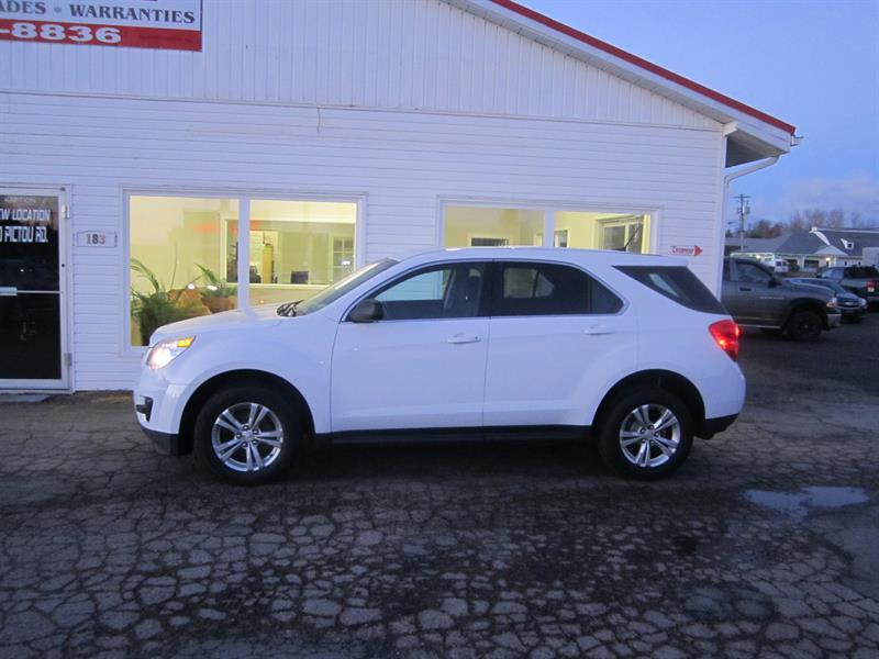 2014 Chevrolet Equinox AWD 4dr LS #240725
