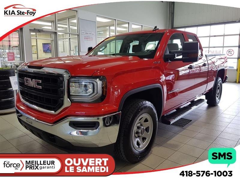 Chevrolet Silverado 1500 2017 BASE* 4X4* CECI EST UN SIERRA* 5.3L* #U1635D