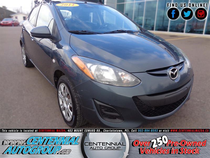 2011 Mazda Mazda2 4dr HB #6063A