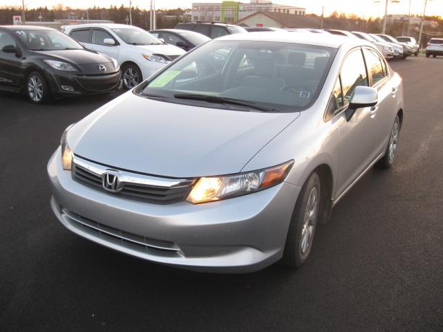 2012 Honda Civic LX #H650A
