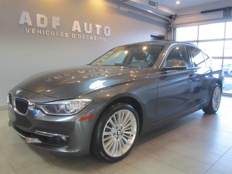 2014 BMW 3 Series  328i XDRIVE LUXURY PACKAGE NAVIGATION #4247