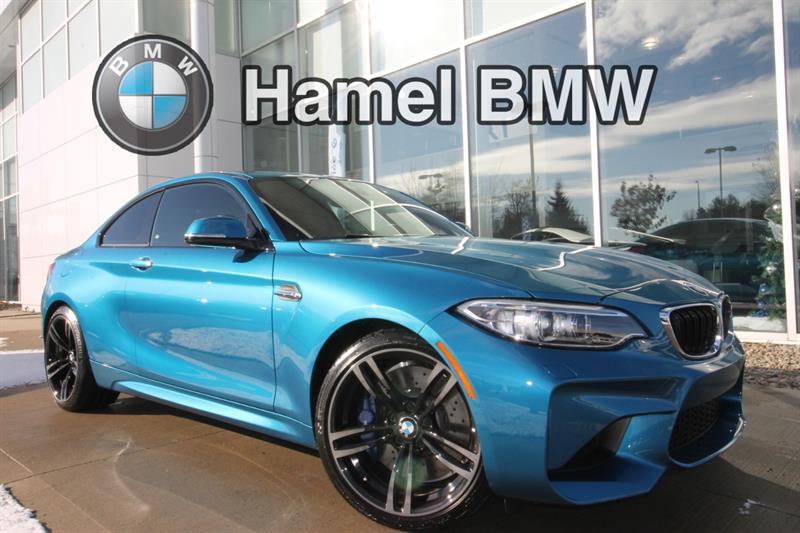 2017 BMW M2 2dr Cpe #17-648NA