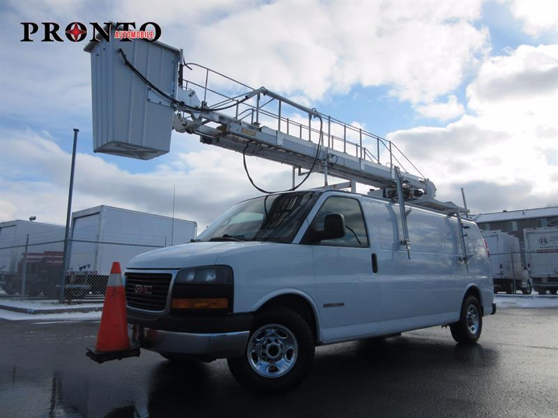 GMC Savana Cargo Van 2006 ** NACELLE **