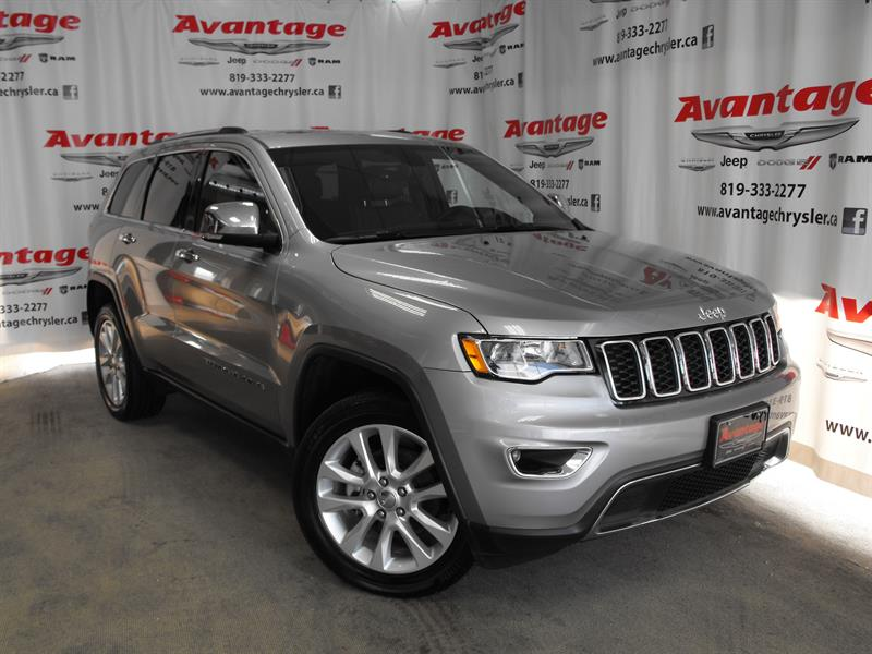 Jeep Grand Cherokee 2017 4WD 4dr Limited #0835