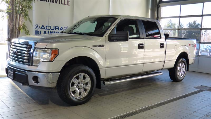 Ford F-150 2010  XLT SuperCrew ** 4X4 ** XTR ** #A77625