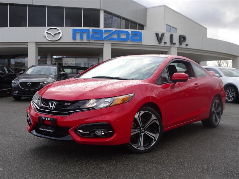 2014 Honda Civic SI, 2 DOOR #7366A