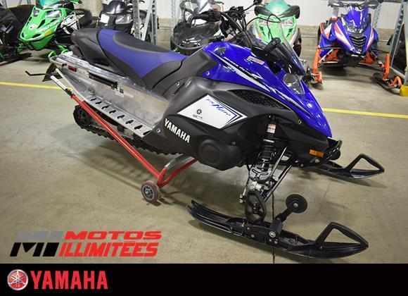 Yamaha FX Nytro Spécial fin de saison 2013