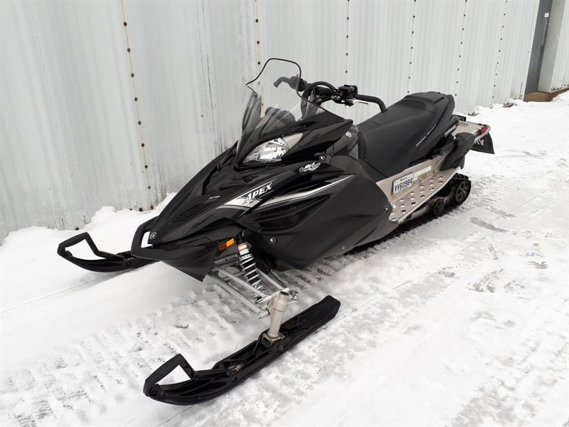 Yamaha Apex X-TX 2012