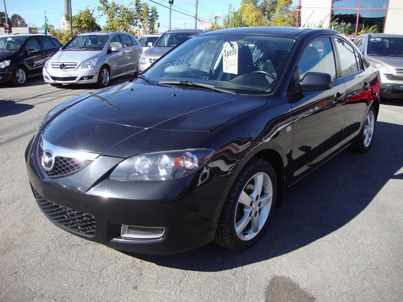 2007 Mazda 3 GX #M58
