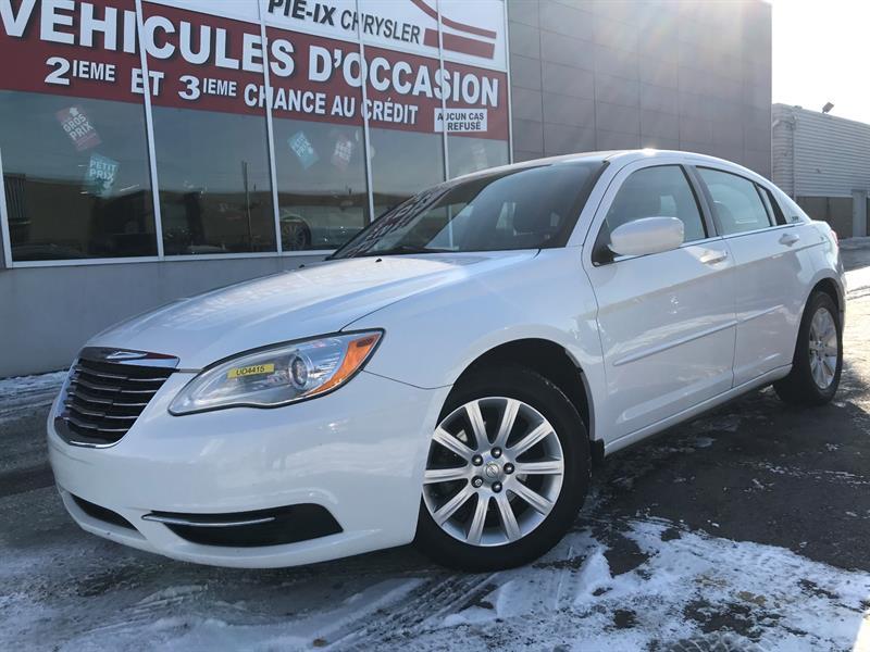 Chrysler 200 2012 **CONTACTEZ GUYAUME DUBREUIL 514-554-0000 #ud4415