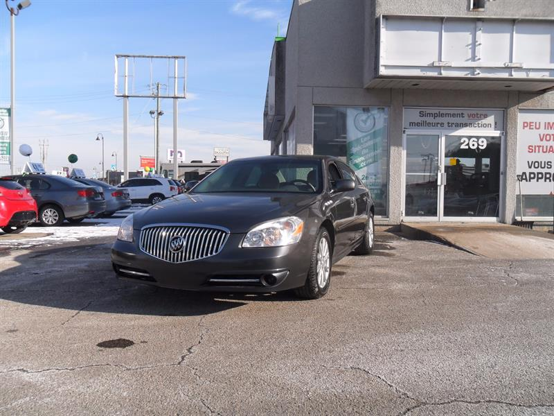 Buick Lucerne 2011 4dr Sdn CX #F170089-04