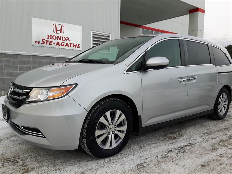 Honda Odyssey 2014 EX-RES.. Portes électrique, Bas KM, Caméra recul. #p9326