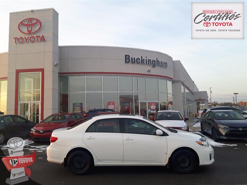 2012 Toyota Corolla LE #14586A