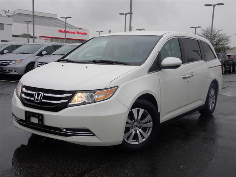 2015 Honda Odyssey EX! Honda Certified Extended Warranty to 120,000 K #LH7825