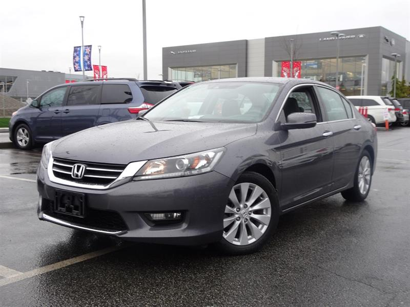 2014 honda accord warranty