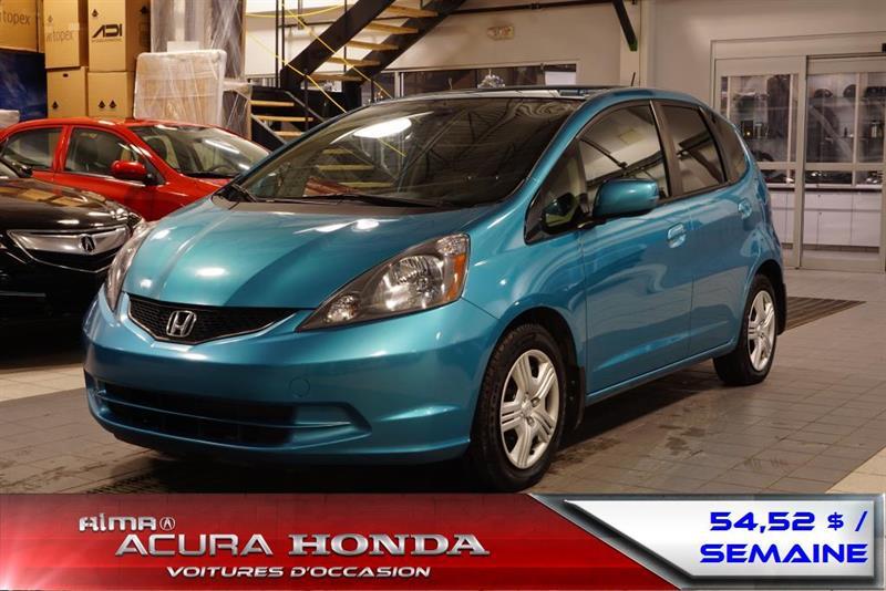 Honda FIT 2014 LX #17131B
