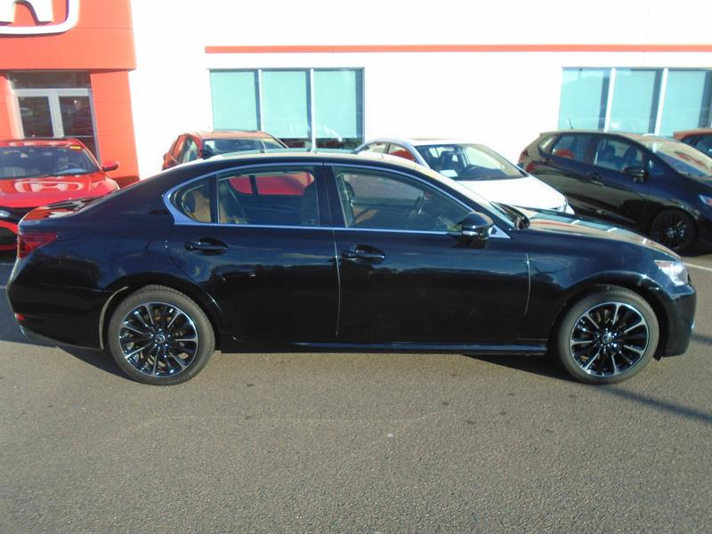 2014 lexus gs 350 awd 3 5l v6 navi bluetooth used for sale in summerside at centennial. Black Bedroom Furniture Sets. Home Design Ideas