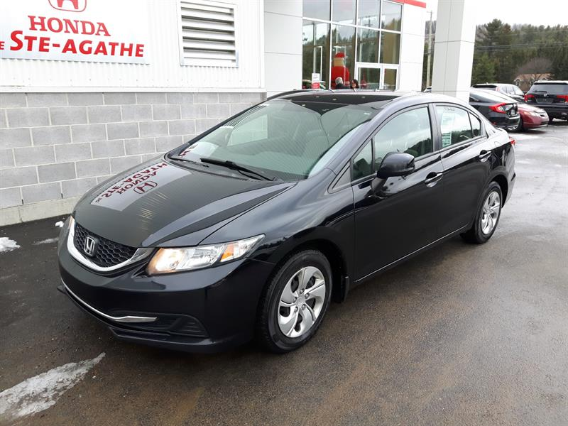 Honda Civic 2013 *** VENDU, SOLD *** #h381a