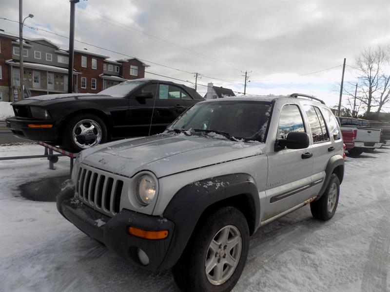 Jeep Liberty 2003 Sport #PATOU524