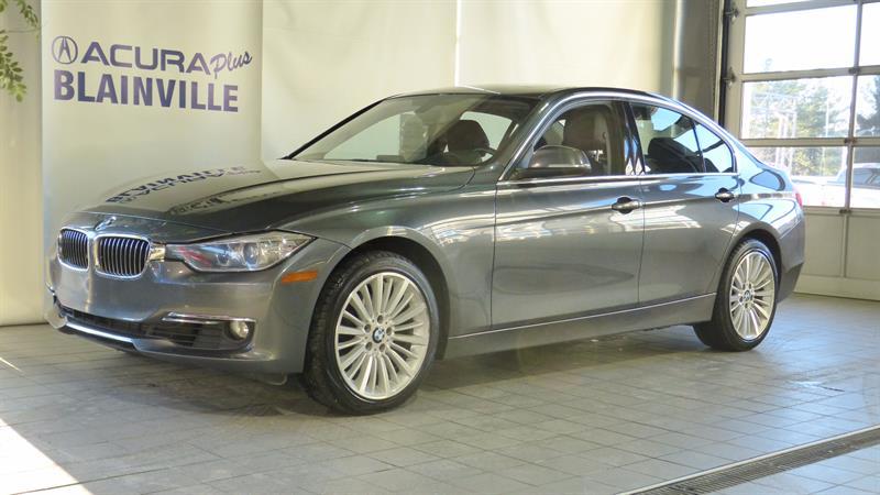 BMW 3 Series 2013 4dr Sdn 328i xDrive AWD #A79658