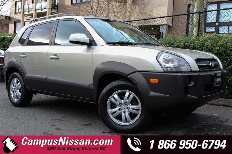 2006 Hyundai Tucson GL  #7-Q550B