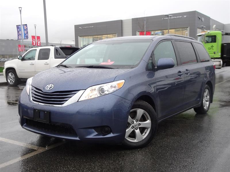 2017 Toyota Sienna LE! Balance Of The Factory Warranty! #B12211