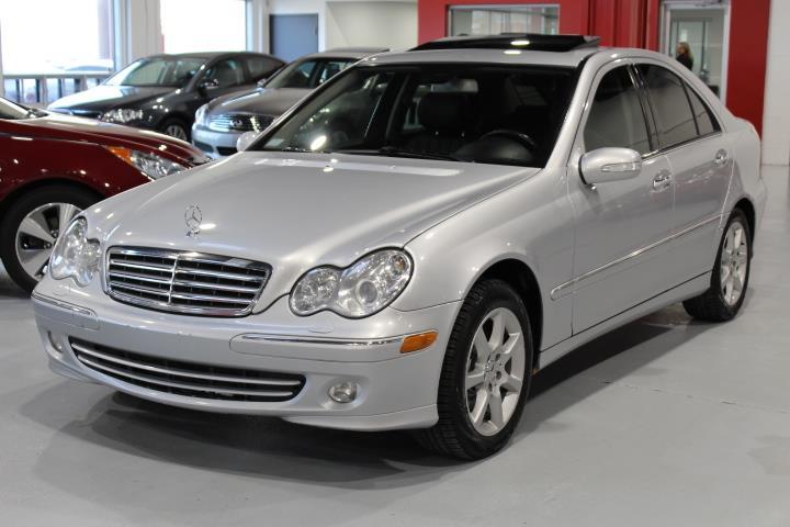 Mercedes-Benz C-Class 2007 C350 4D Sedan 4MATIC #0000000334