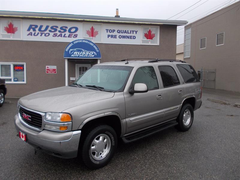 2003 GMC Yukon 4dr  4WD #3193