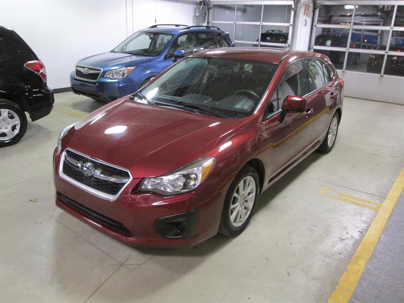 Subaru Impreza 2014 TOURING HATCHBACK #7I1640A