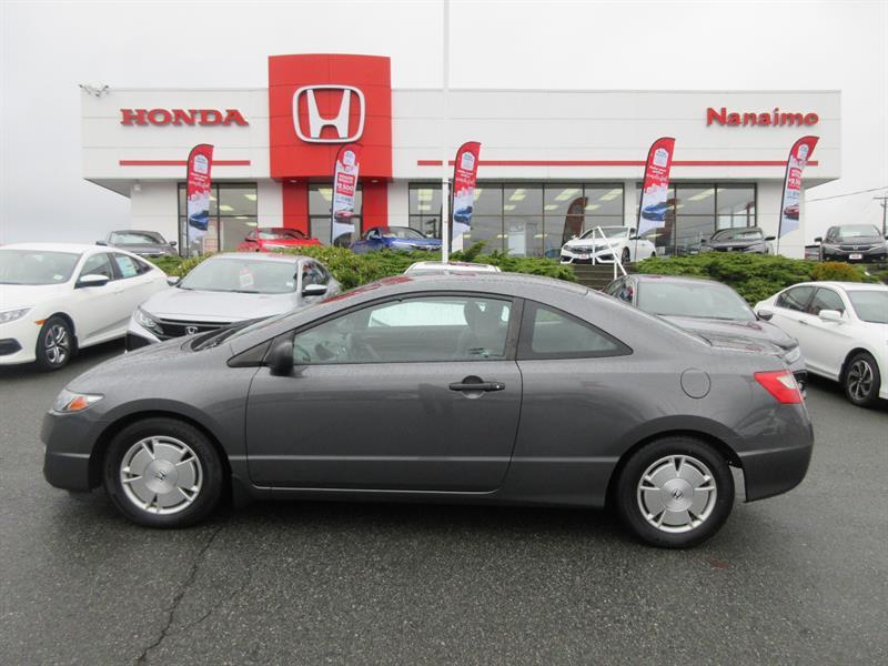 2010 Honda Civic Cpe 2dr Auto DX-G #H15960A