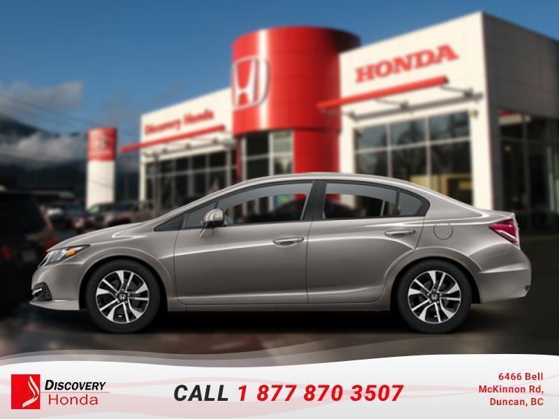2013 Honda Civic Sedan Sedan EX 5AT  - one owner #17-530A