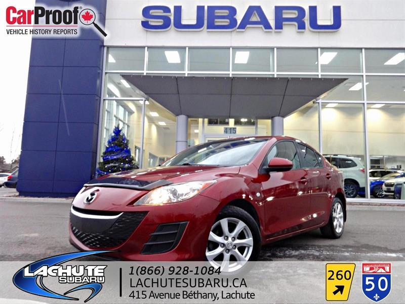 Mazda MAZDA3 2010 GS #17-461A