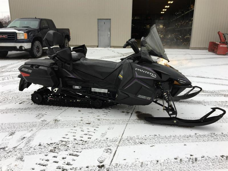 Arctic Cat PANTERA 7000 LIMITED 2017 #30893RDL
