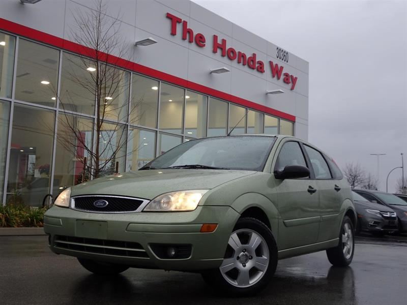2007 Ford FOCUS SES #P5062A