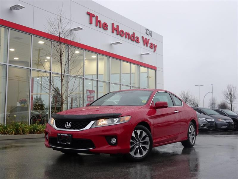 2015 Honda Accord EX-L Coupe CVT #P5102