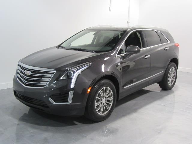 Cadillac XT5 2017 AWD Luxury 3.6 SKYVIEW #A6501